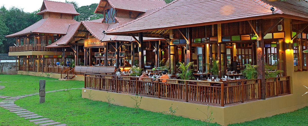 Thai & Fusion Food in Chiang Mai.